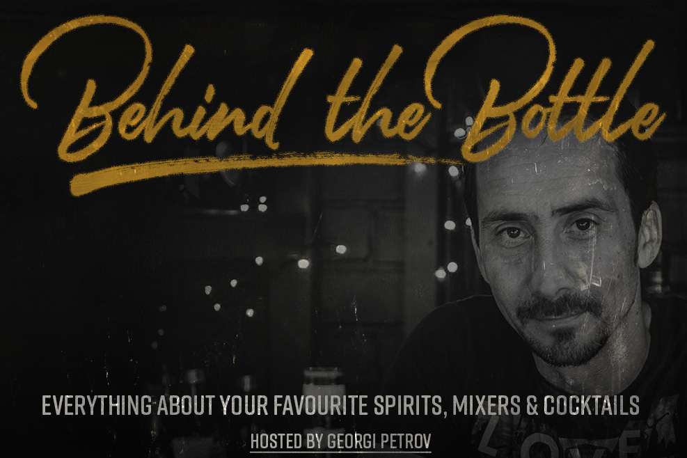 Listen Behind The Bottle Podcast