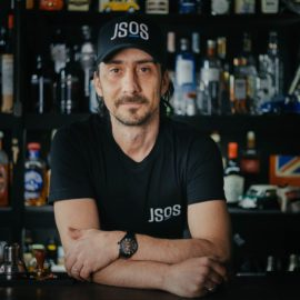 About Georgi Petrov - founder of Just Shake or Stir
