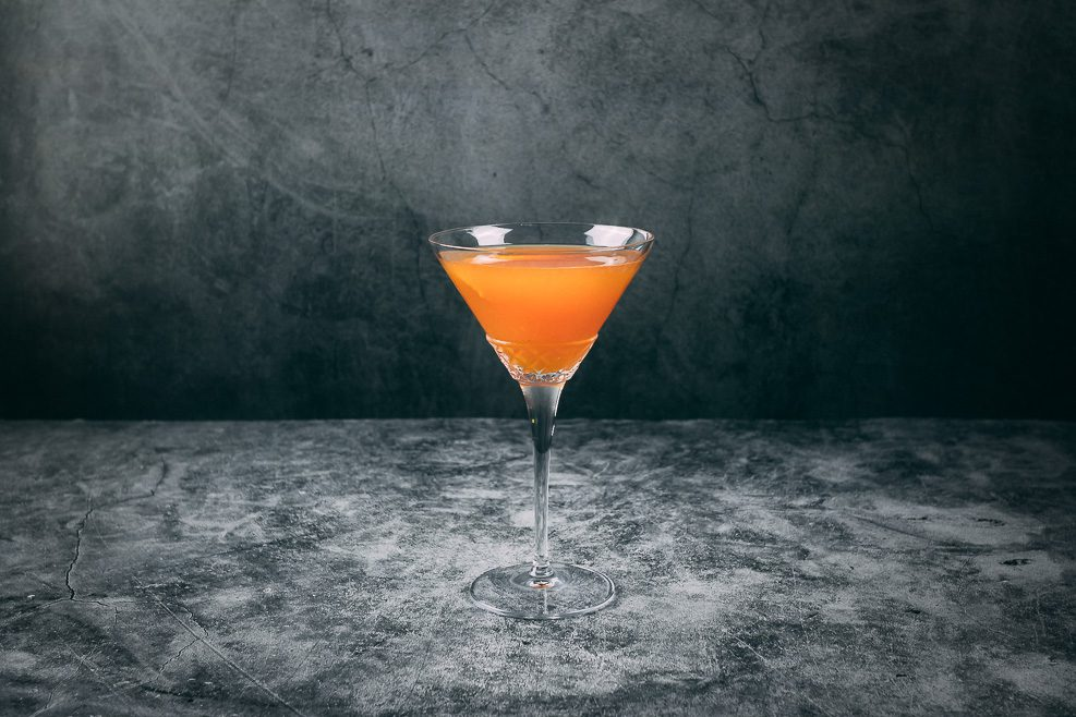 Old Flame Cocktail